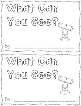 Sight Word Review Book 8.3