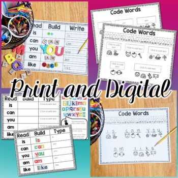 Sight Word Review Bundle