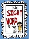 Sight Word Rings