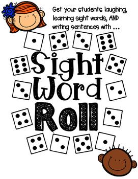 Sight Word Roll