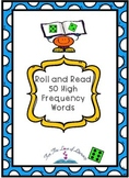 Fountas & Pinnell  Roll and Read: 50 Word List
