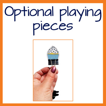Sight Word Roll and Read game featuring Dolch Sight Words