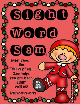 Sight Word SAM..HFW Helper