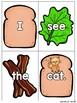 Sight Word Sandwich Sentences - Farm Animals