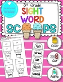 Sight Word Scoops (3rd Grade Edition)