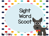 Sight Word Scoot! - from Fry's 1st 100 Word List