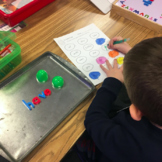 Sight Word Scrambled Eggs
