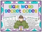 Sight Word Secret Codes: Fry's Second 100 Words