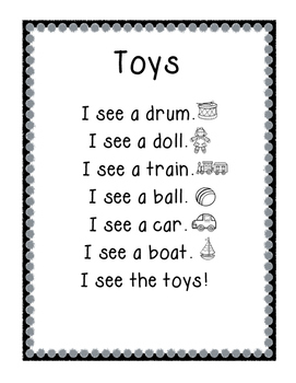 Sight Word: See