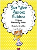 Sight Word Sentence Builders