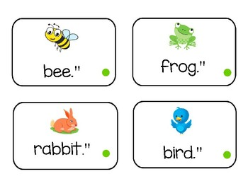 Sight Word Sentence Builders! Perfect for center time! *GKids aligned