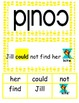 Sight Word Sentence Cards- Fry Words 76-100: Common Core