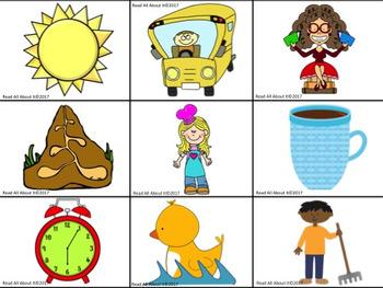 Sight Word Sentence Comprehension-Literacy Center