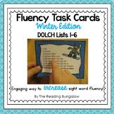 Sight Word Fluency Sentences {Winter Edition}