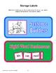 Sight Word Sentence Frames Units 21-23