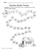 Sight Word Sentence Frames Units 30-32