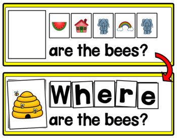 Sight Word Sentence PUZZLES