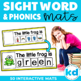 Sight Word PUZZLE Mats