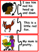 Sight Word Sentence Puzzles With /o/ Pictures