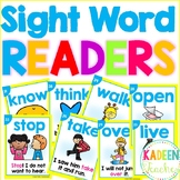 Sight Word Sentence Readers-Dolch First Grade