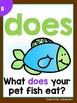 Sight Word Sentence Readers-Dolch Second Grade