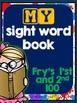 Sight Word Sentences Book Bundle Preview