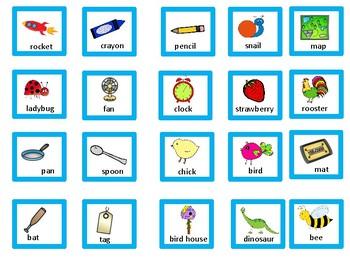 Kindergarten Sentence Building - Hands On!