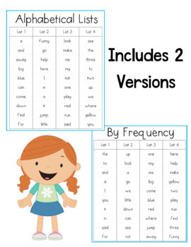 Sight Word Sentences: Dolch Pre-Primer