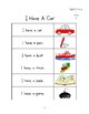 Sight Word Sentences: Volume Two