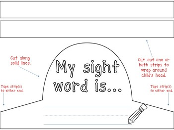 Sight Word Sentences and More- Dolch First Grade List
