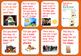 Sight Word (Set 5) Matching Game  -sentence format