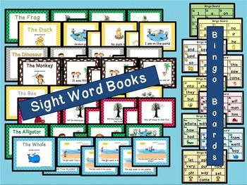 Sight Word Sets #1-20 BUNDLE