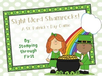 Sight Word Shamrocks!
