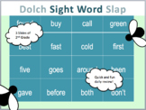 Sight Word PowerPoint Game