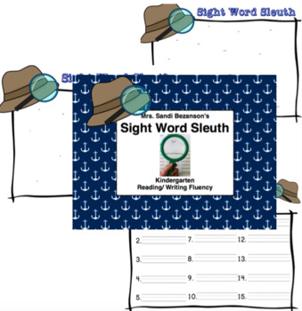 Sight Word Sleuth