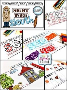 Sight Words Tab-Its®