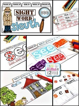 Sight Words Tab-Its®