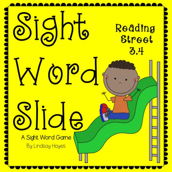 Sight Word Slide: Reading Street Unit 3.4