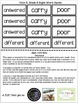 Sight Word Slide: Reading Street Unit 5.6