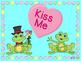 Sight Word Slide Show, Literacy First Kindergarten Words 51-100, Valentine's Day
