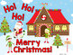 Sight Word Slide Show, Literacy First List A, Words 51-100, Christmas