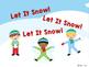 Sight Word Slide Show, Literacy First List A, Words 51-100, Winter