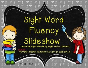 Sight Word Powerpoint