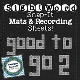 {Sight Word Snap-It 2!}