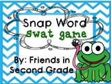 Sight Word / Snap Word SWAT Game