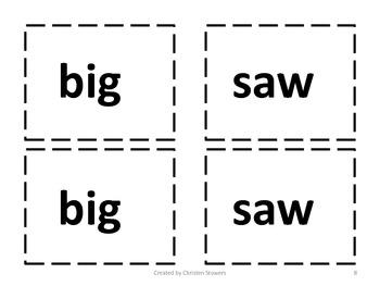 Sight Word Sock-Hop