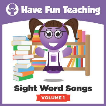 Sight Word Songs Volume 1 Download