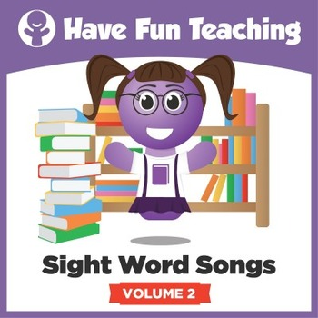 Sight Word Songs Volume 2 Download