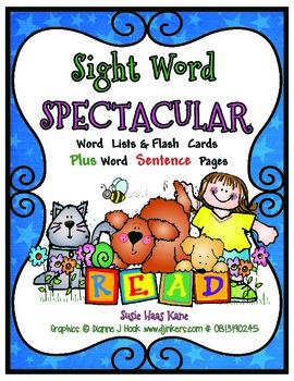 Sight Word Spectacular