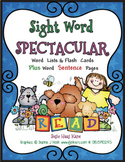 Sight Word Spectacular Bundle